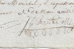 bernadotte-1807-signature