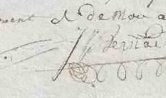 bernadotte-signature